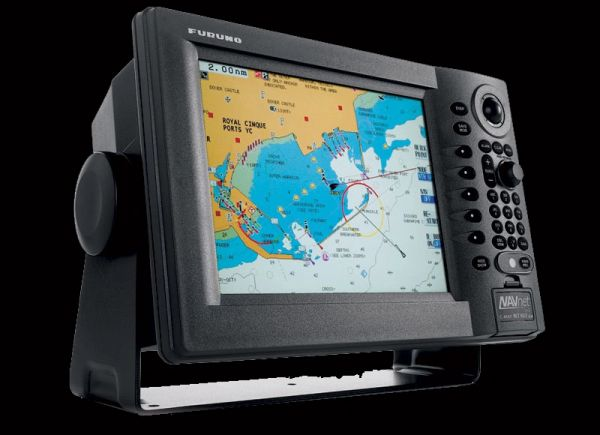 """Furuno 10.4"""" Navnet VX2 RDP-149 Chartplotter/FishFinder/Radar Display"""