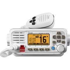 Icom M330G VHF Radio with Built-In GPS Receiver