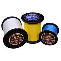 1. Jerry Brown Line One Hollow Core Spectra Braided Line 150 yrd.