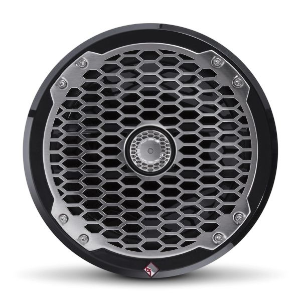 "Rockford Fosgate PM282B Black 8"" Full Range Marine Speakers"