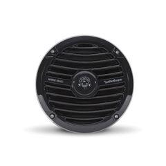 "Rockford Fosgate RM0652B Black Prime 6.5"" 50W Coax Marine Speakers"