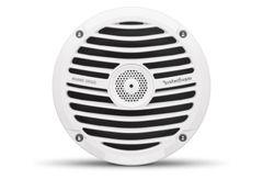 "Rockford Fosgate RM1652 White Prime 6.5"" 75 Watt RMS Marine Speakers"