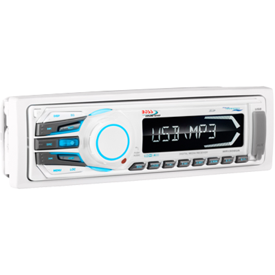 Boss Audio MR1308UAB AM/FM/MP3, Bluetooth