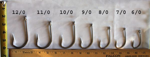 1. 3x Strong Sea Demon Stainless Steel Trolling Hooks