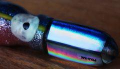 """Blue Top Polu Kai Heavy 9"""" Bullet"""