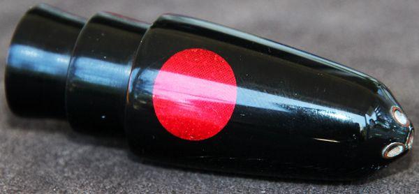"Koya 9"" Black Quad Jet Bullet"