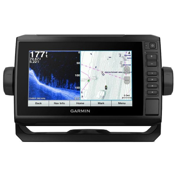 Garmin EchoMAP CHIRP 94sv UHD, G3 Offshore Charts without Transducer