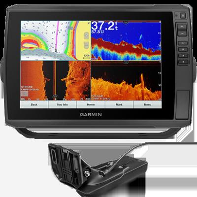Garmin EchoMap Ultra 106SV, G3 Offshore Charts, w/ Transducer