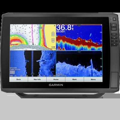 Garmin EchoMap Ultra 126SV, G3 Offshore Charts, w/o Xdcr