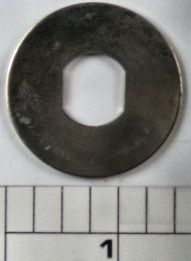 86-117 Keyed Metal Drag Washer