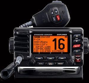 Standard Horizon Explorer GX1700