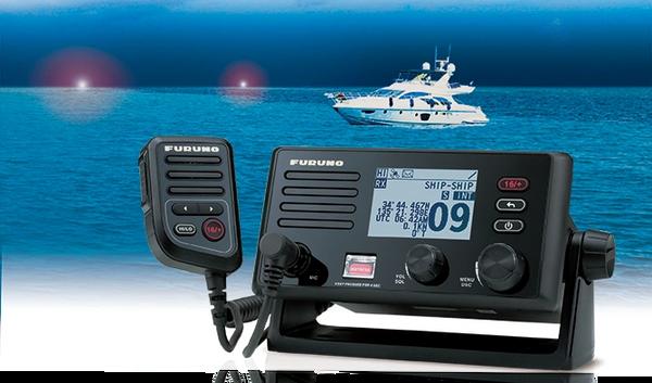 Furuno FM4800 VHF Radio w/ GPS, AIS, Hailer