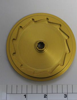 117N-80ST Outer Drive Plate with Dura-Drag™ Lubed Washer