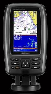 Garmin EchoMap 44dv With Dual Beam Transducer
