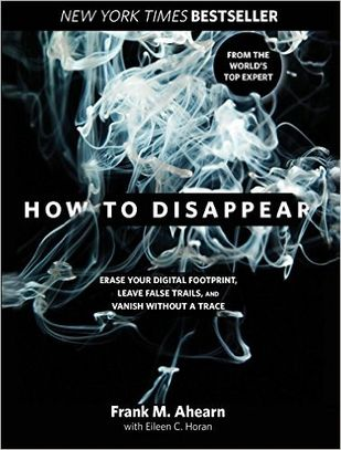 Frank M. Ahearn, how to disappear blackmail expert.