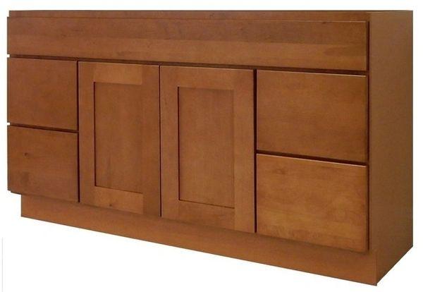 Honey Shaker Vanity Cabinet HS-4821D