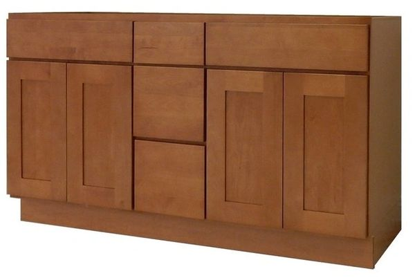 Honey Shaker Vanity Cabinet HS-6021DD