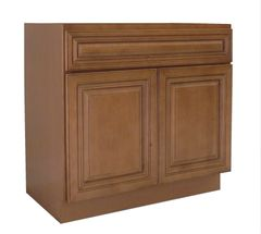 Coffee Glaze Vanity Cabinet COG-2421
