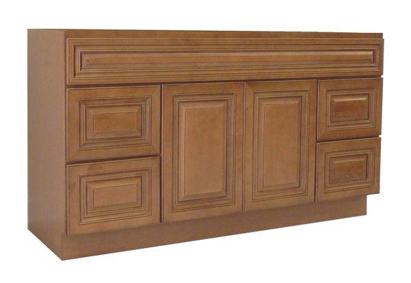 Coffee Glaze Vanity Cabinet COG-6021D
