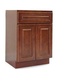 Chestnut Chocolate Vanity Cabinet CC-2421