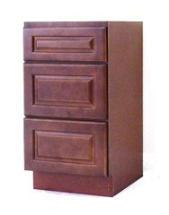 Chestnut Chocolate Vanity Drawer Pack V12