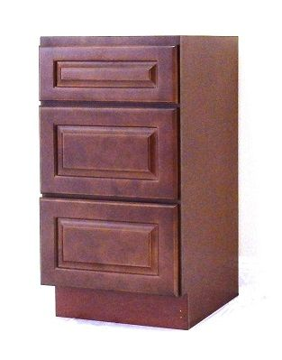 Chestnut Chocolate Vanity Drawer Pack CC-V15