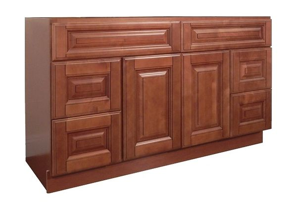 Maple Mocha Vanity Cabinet MM-6021D