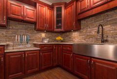 Maple Cherry Kitchen Cabinets (Call or Email for Pricing! )