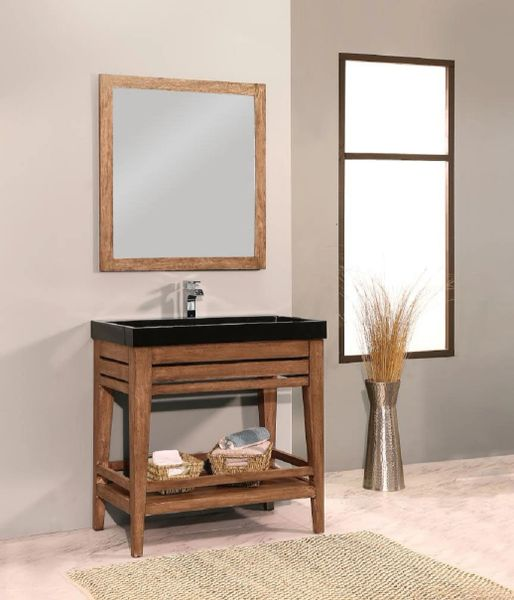 "Palm Springs Vanity Set, 48"", Country Sedona"
