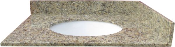 New Venetian Gold Collection Vanity Top, 49""