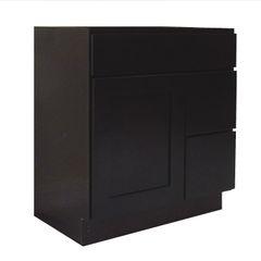 Beech Espresso Vanity Cabinet BE-3021DR