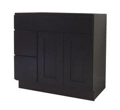 Beech Espresso Vanity Cabinet BE-4221DL