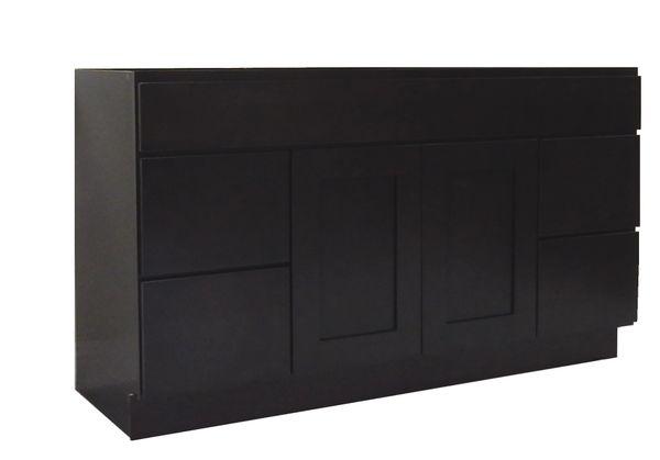 Beech Espresso Vanity Cabinet BE-4821D