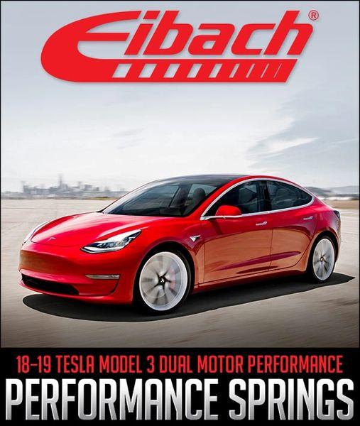 E10-87-001-03-22, Eibach 18-19 Tesla Model 3 Pro-Kit ...