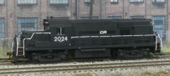 ATLAS HO CONRAIL (exPC) ALCO RS32 WITH DCC/SOUND OPTIONS