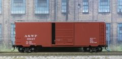 KADEE HO #5217 ATLANTA & WEST POINT #38027 40' PS-1 BOXCAR