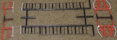 ATHEARN HO RTR CANADIAN NATIONAL GP38-2/GP40-2 HANDRAIL SET