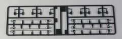 KATO HO EMD SD40-2 HTC BRAKE DETAIL SET