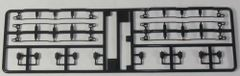 KATO HO EMD SD40/SD45 FLEXI-COIL BRAKE DETAIL SET