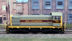 ATLAS #10 001 471 HO ERIE LACKAWANNA #542 ALCO S-2 SWITCHER