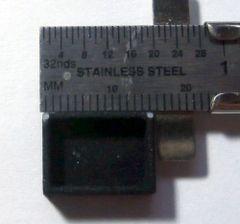 HOD ENCLOSURE FOR Mini 15 x 11 mm Speaker [Sugar Cube]