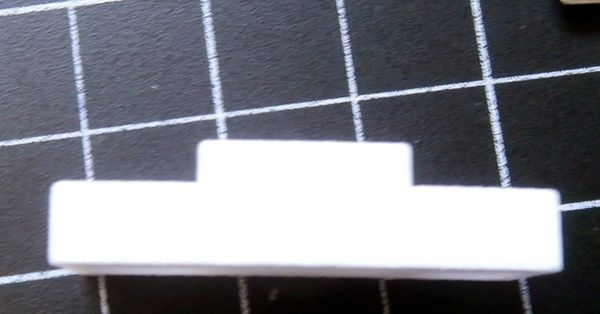 HOD DUAL ENCLOSURE 39 x 15 x 10mm For 2 Mini 15 x 11mm Speakers [Sugar Cube]