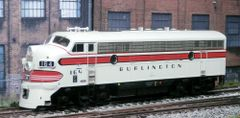 ATHEARN GENESIS CHICAGO BURLINGTON QUINCY (CB&Q) #164 EMD F3A P4 DC ONLY