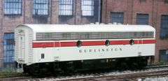 ATHEARN GENESIS CHICAGO BURLINGTON QUINCY (CB&Q) #164-B EMD F3B P4 DC ONLY