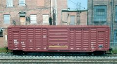 EXACT-RAIL HO EPS-90312 BUFFALO PITTSBURG PS 5277 WAFFLE SIDE BOX CAR Assorted Road Numbers