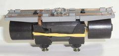 ATLAS/KATO HO MOTOR/FLYWHEELS/CIRCUIT BOARD 2 POST WITH T-SPLINE BUSHINGS