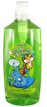Fm Kids Shp+Bath 800ML