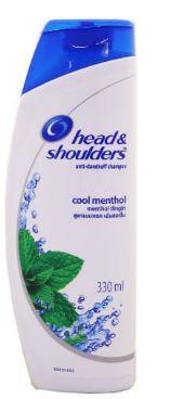 H&S Shp Cool Menthol 330ML