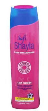 Safi Shayla Shampoo S&Manageable 320ML