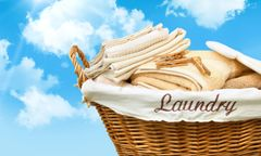 Comforter (King) Laundry